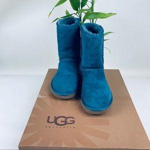 Classic Ugg Australia Boots- Blue- Size 8